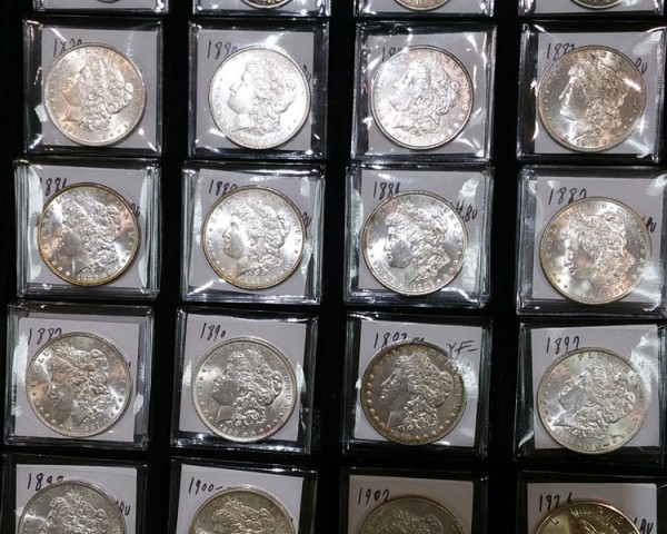 Collector Coins, U.S. & Foreign